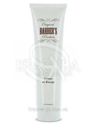 Original Barber's Creme de Rasage - Крем для гоління, 150 мл : Original Barber's