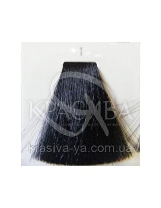 HC Hair Light Крем-краска 1 черный, 100 мл : Аммиачная краска