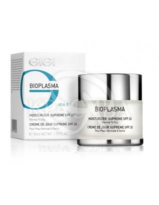 Зволожуючий крем для сухої шкіри SPF 20 - Moisturizer for Dry Skin SPF 20, 50мл :