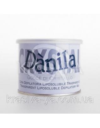 Danila Прозрачный воск, 400 мл : Воск для депиляции