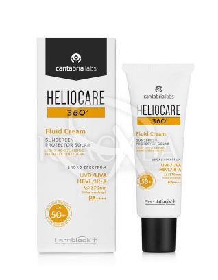 Сонцезахисний крем-флюїд для всіх типів шкіри SPF 50+ : Cantabria Labs