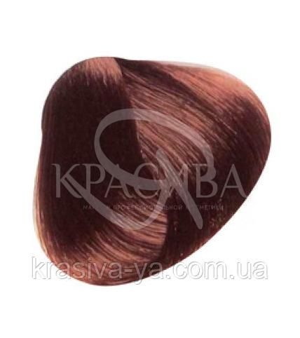 Стойкая крем-краска для волос 4.35 Средний золотистый махагон коричневый, 100 мл - 1