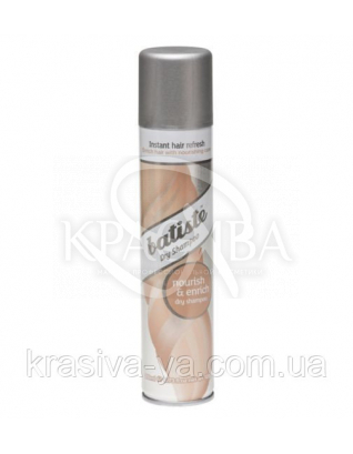 Batiste Dry Shampoo - Nourish & Enrich - Сухий шампунь, 200 мл : Batiste