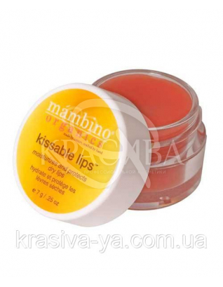 "MAM Бальзам для губ ""Поцілунки"" / Kissable Lips Balm, 7 г : Mambino Organics"