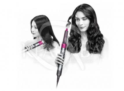 Стайлер Dyson HS01 набор для различных типов волос - 10