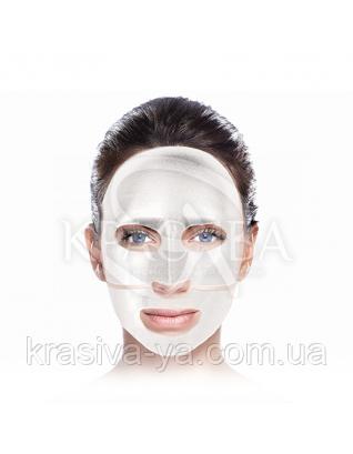 Кристаллическая коллагеновая маска с жемчугом для серой, уставшей кожи, 1 шт : Clarena