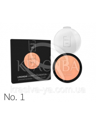 Longwear Compact Foundation Pressed Powder Компактная пудра для лица 1, 12 г : Макияж для лица