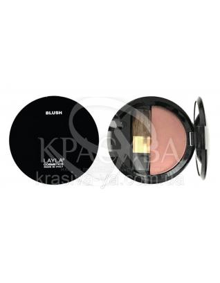 Компактні рум'яна для обличчя Top Cover Compact Blush 10, 3 м