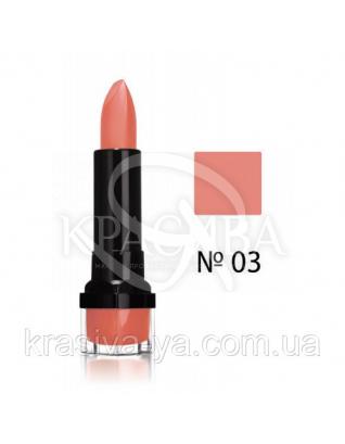 BJ Rouge Edition - Помада поживна і зволожуюча (03-абрикосовий), 3,5 м : Bourjois