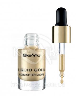 "Хайлайтер для обличчя ""Luquid Gold Highlighter Drops"". 4 Luminous Gold, 13 мл : Хайлайтери"
