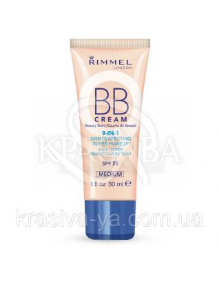 RM BB Cream 9 in 1 - Тональная основа (medium / средний), 30 мл : Макияж для лица