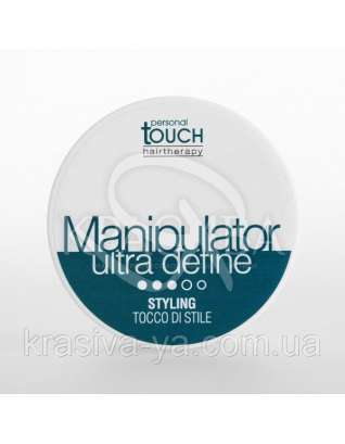 Personal Touch Воск-паутинка для эластичной фиксации (MANIPULATOR WAX), 100 мл : Воск для волос