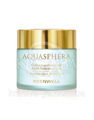 Aquasphera Super Moisturizing Multi-Protective Cream – Day – Денний суперувлажняющий мультизащитный крем,80мл :