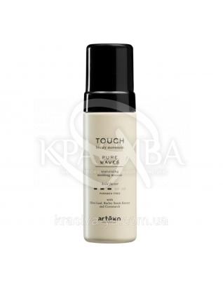 Жидкий мусс для волос без газа Pure Waves, 150 мл : Мусс для волос