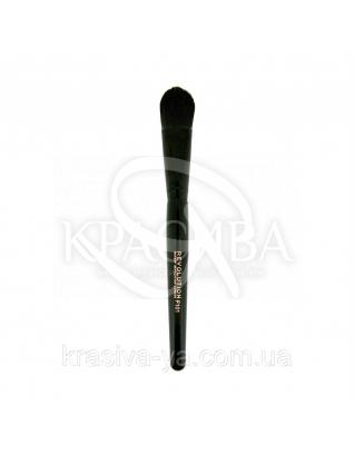MUR Pro F 101 - Кисть для тональной кремовой, жидкой основы F101 : Makeup Revolution