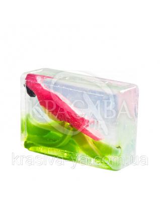 Глицериновое мыло куб ORG - Попугай, 100 г : Мыло