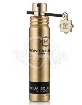 Montale Aqua Gold : Парфюмированная вода унисекс