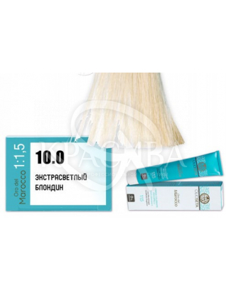 Barex Olioseta ODM-Крем-краска безаммиачная с маслом арганы 10.0 Экстра светлый блондин, 100 мл :