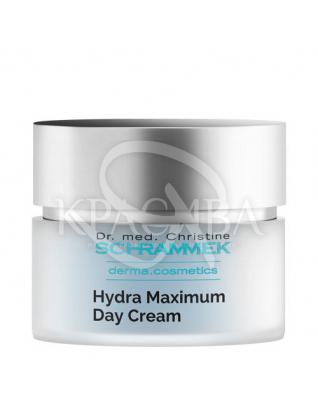 """Hydra Maximum Day Cream Денний крем """"Максимальне зволоження"""" з гіалуронової кислотою, 50 мл :"""