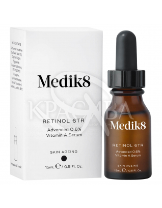 Ночная сыворотка с ретинолом 0.6% : Medik8