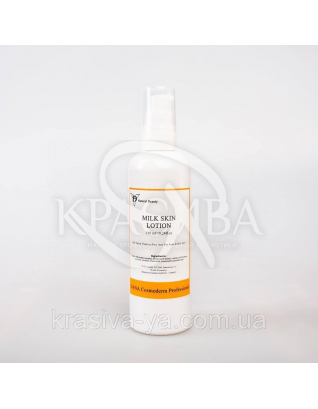 Молочний очищаючий лосьйон і тонізуючий для чутливої шкіри, 150 мл : Dana