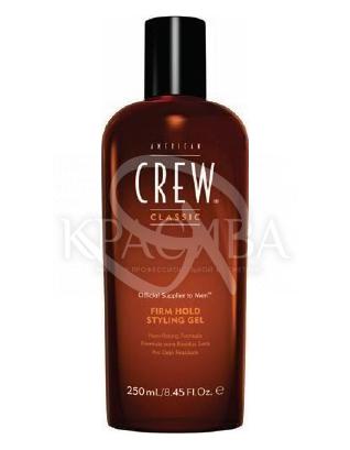 Гель для волосся сильної фіксації, 250мл : American Crew