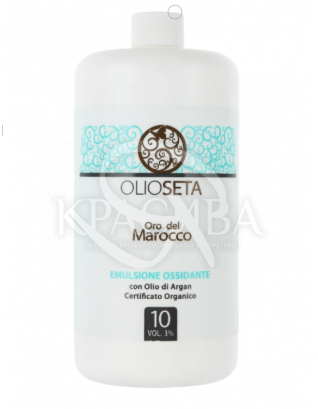 Barex Olioseta ODM - Емульсійний оксигент з маслом аргана 3%, 750 мл : Barex Italiana
