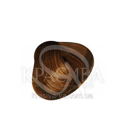 """Стойкая Безаммиачная Крем краска для волос 7.74 Блондин """"Лесной орех"""", 100 мл - 1"""