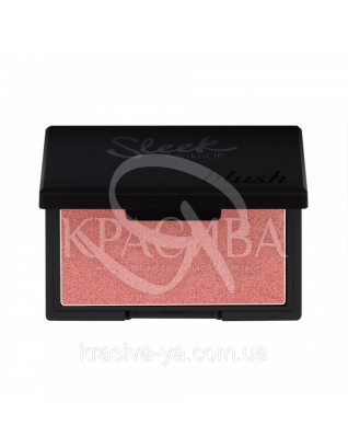 Sleek Brush Rose Gold - Компактні рум'яна, 8 г : Sleek make up
