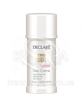 Крем дезодорант - Deo Cream, 40 мл : Declare