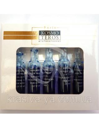 Kosmoteros Суперувлажняющая сироватка з пептидами і азуленом, 5*3 мл : Kosmoteros