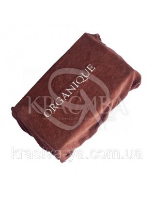 Покривало для кушетки з логотипом Коричневий, 1 шт : Аксесуари для ванної