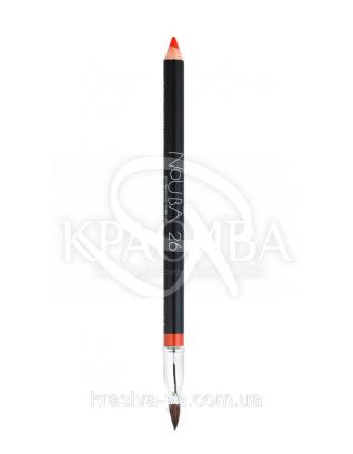 """Косметичний олівець для губ з пензликом """"Lip Pencil"""" 26, 1.18 р : Nouba"""