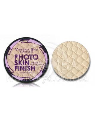 VS Photo Skinfinish Powder Пудра компактная 316, 8 г : Пудра для лица