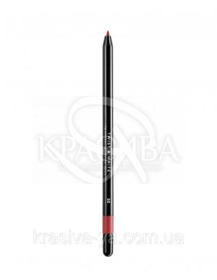 Косметичний водостійкий олівець для губ Twist & Write 55 : Nouba