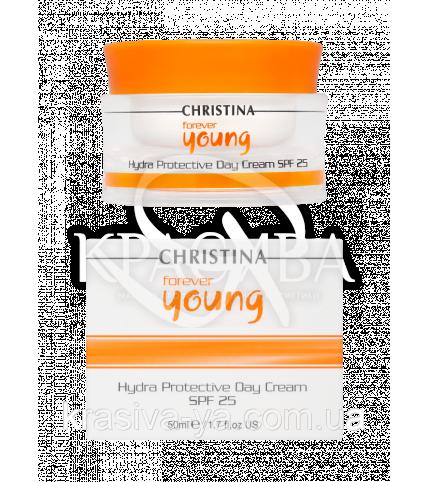 Форевер Янг Денний гідрозахисний крем SPF 25 Forever Young Hydra Protective Day Cream SPF 25, 50 мл - 1