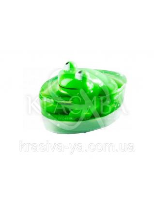 Глицериновое детское мыло Жабка / Маленькая игрушка, 60 г : Для детей