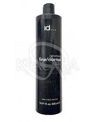 Id Hair Шампунь для тонкого і нормального волосся, 500 мл : ID Hair