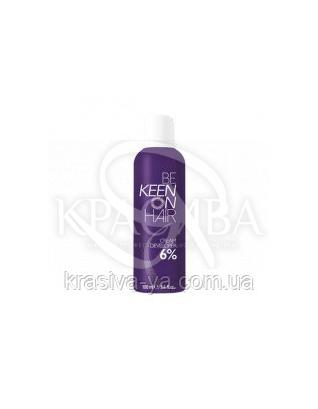 Keen Крем - окислювач 6 %, 100 мл : Окислювачі для волосся