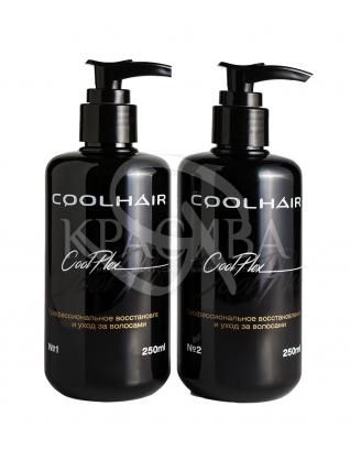Система захисту та відновлення волосся : Coolhair