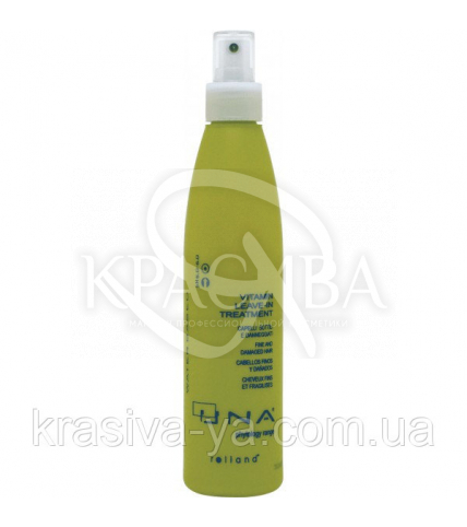 """Уна Кондиционер для сухого и тонкого волоса """"Витаминный уход"""", 250 мл - 1"""