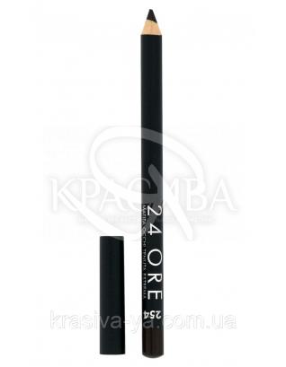 """Стійкий косметичний олівець для очей """"24 Ore Eye Pencil"""" 254, 1.5 м : Deborah Milano"""
