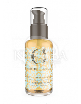 Barex Olioseta ODM - Масло-уход для волос с маслом арганы и маслос семян льна, 100 мл : Чехлы и поясы для кистей