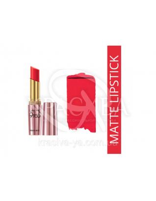 Основа + Основа губна помада - Primer + Matte Lip - MR 19 Crimson Cul, 3.6 м : Lakme
