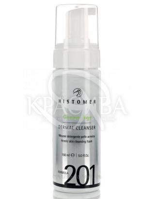 Очищающий мусс для жирнрй кожи Green Age Dermal, 150 мл : Мусс для лица