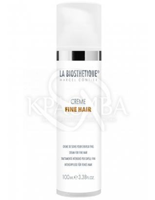 Крем - уход для тонких и вьющихся волос : La Biosthetique