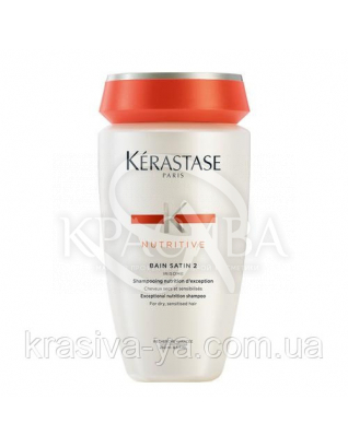 Нутрітів Бен Сатин 2, шампунь-ванна для сухих і чутливих волосся, 250 мл : Kerastase