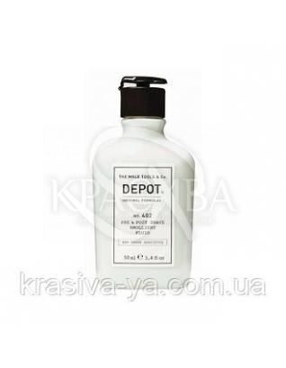 402 Спеціальна рідина до та після гоління, 50 мл : Depot