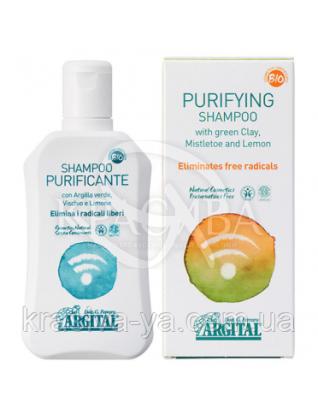 AR Шампунь очищає Purifying Shampoo, 250 мл : Argital