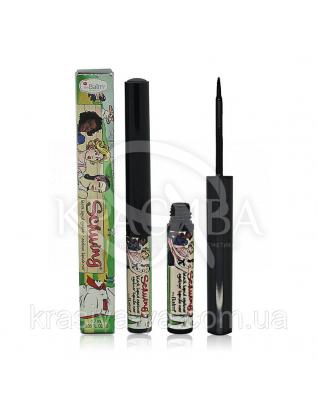 The Balm Liquid Eyeliner Schwing-Black - Підводка для очей, 1.7 мл